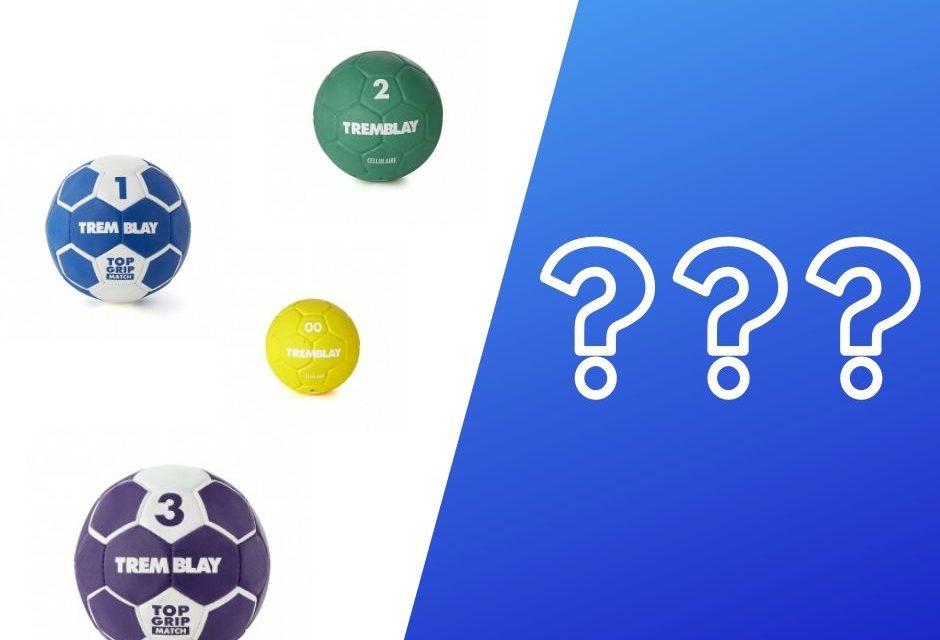 Cum să alegem o minge de handbal în mod corect?