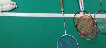 Teren badminton dimensiuni