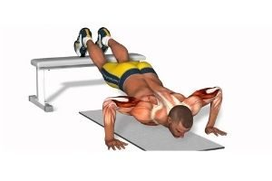 Exercitii fizice acasa barbati